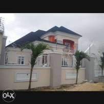 4bdrum bungalow with pent house in rumuodumaya