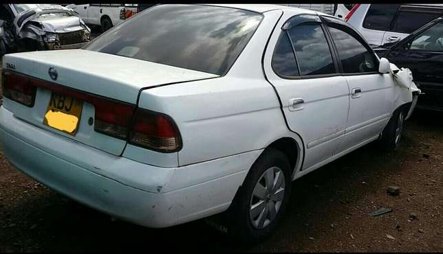 Nissan B15 Salvage Nairobi West - image 2
