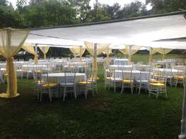 Canopies of Different sizes for Hire