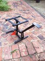Home made bike stand for sale