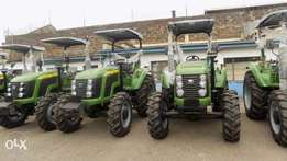 Zoomlion tractor 4wd 2.7m