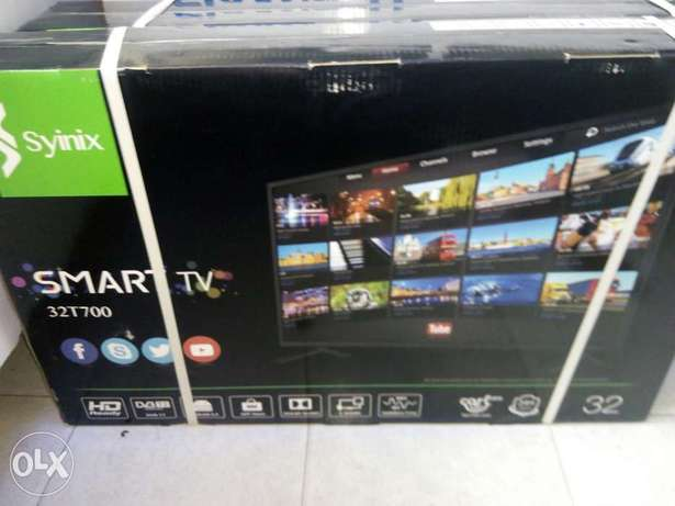 Syinix 32 inch smart tv are now available order yours nowWe deliver !! Nairobi CBD - image 1