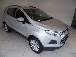 2015 Ford Ecosport 1.5 TDCi Trend