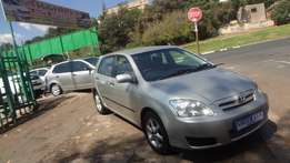 2006 toyota run x 140rs for sale
