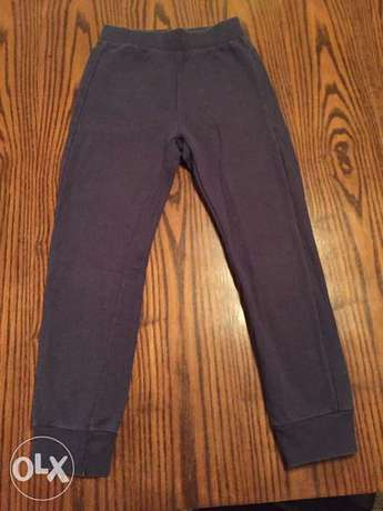 Blue swetpants size 10-11 years