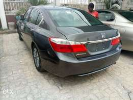2015 Honda accord tokunbo
