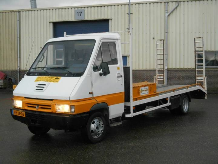 Renault Messenger B120-35 Car Carrier / Machine Transport - 1995