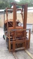 Mitsubishi Fork-Lift stripping for spares