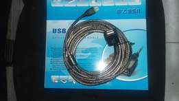 10m USB extension cables