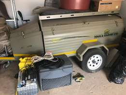 Campmaster Town & Country 210 Trailer for Sale
