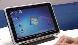 Toshiba portege laptop convertible as an iPad