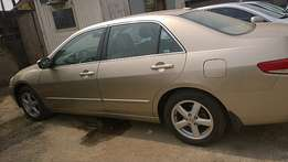 Foreign used Honda Accord (2007)