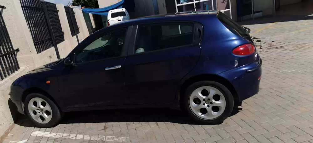 Blue Manual Cars Bakkies For Sale Olx South Africa