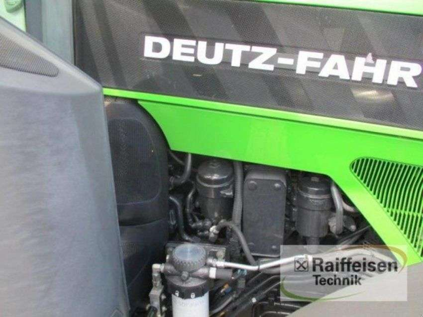 Deutz-fahr 7250 ttv warrior - 2015 - image 8