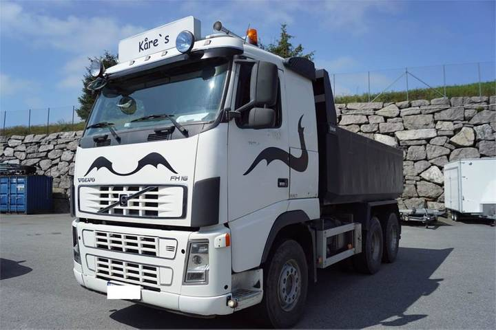 Volvo Fh16 550 - 2006