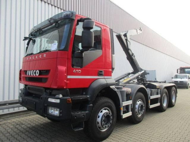 Iveco trakker ad410t41 8x4, 1x als vorführwagen - 2008