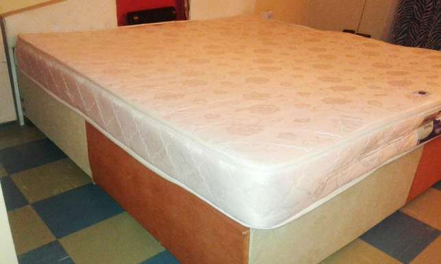 6 by 6 Bed with Mattress Roysambu - image 6