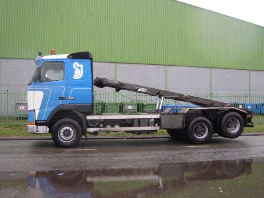 Volvo 1997 Fh 16 520, Full Steel Susp , 10 Tyres 6x2/4 - 1997
