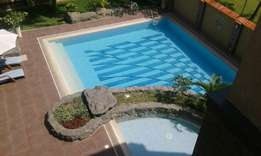 IMPECCABLE 3Bdrm apartment with pool,gym in the leafy suburbs of nyali
