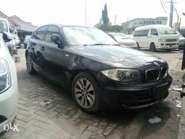 BMW 116i black colour 2010 model. KCN number Loaded with Alloy rims na
