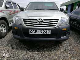 Toyota Hilux Single Cab Local