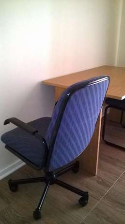 Office Chair (ex Waltons) (collect outside The Glen Shopping Centre) Johannesburg - image 2