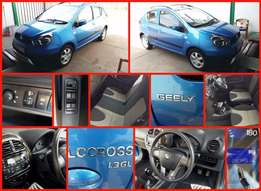 VERY LOW KMS!! Beautiful 2012 Geely LC Cross 1.3GL