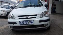2008 Hyundai Getz Comfortline Available for Sale