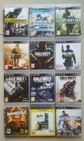PS3 games. Delivery fee from R50 in GP. Browse through images
