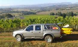 MAZDA DRIFTER 2.5 Turbo Diesel Double Cab for sale