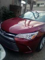 Very Clean Tokunbo Toyota Camry LE 2016