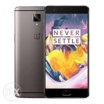 Oneplus 3T 64GB Brand New Sealed with 13 Months warranty