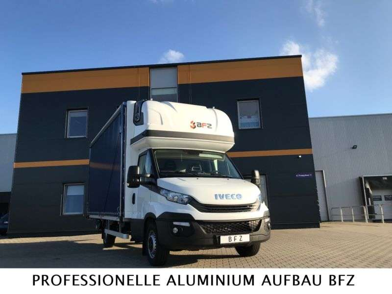 Iveco Daily 35s180 Plane 10ep Finanzierung - 2018