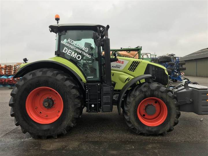 Claas Axion 870 Cmatic (demo) - 2018