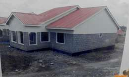 A 3 bedroom master ensuite own compound