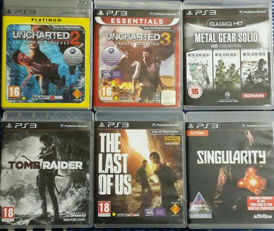 Best title ps3 games Chatsworth - image 1