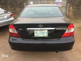 XLE 2003 Toyota Camry Full Option