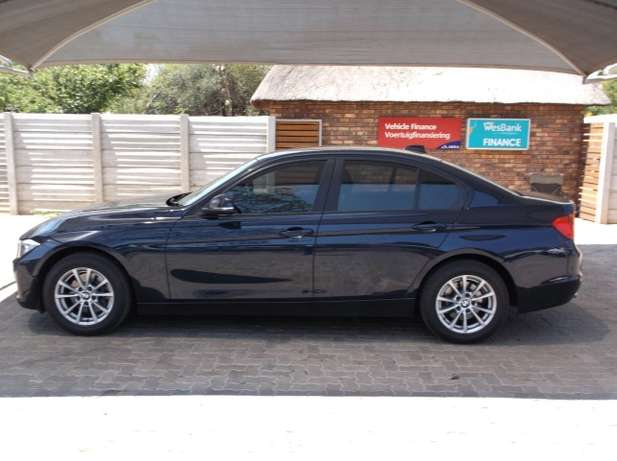 2013 BMW 320D A/T (F30) Roodepoort - image 3
