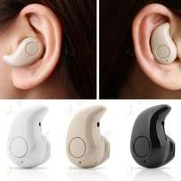 Invisible Bluetooth EARBUDS ( Price fixed ! ) (Black, beige, blue)