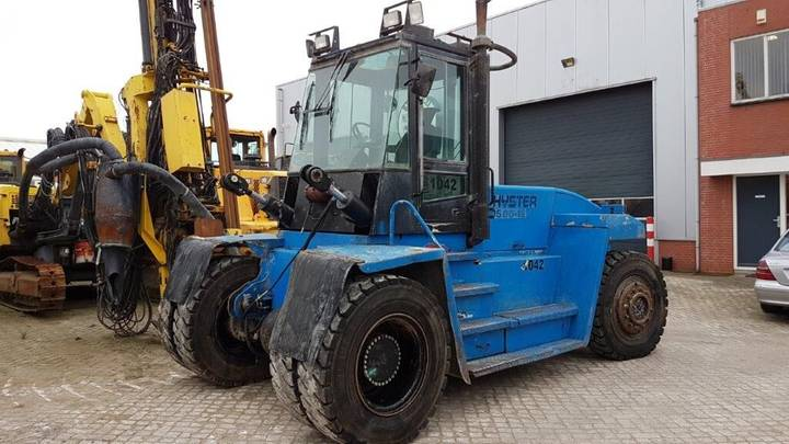 Hyster H15.00XM-12 - 2001