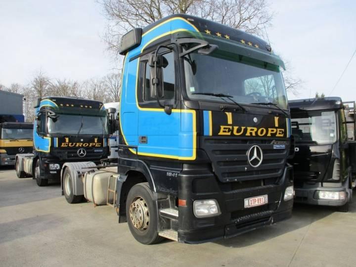 Mercedes-Benz 1841 LS Megaspace E5 - 2007