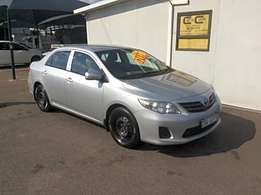 Toyota Corolla 1.6 Professional ( 9 TO CHOOSE FROM )