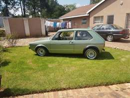 Golf mk1 two door