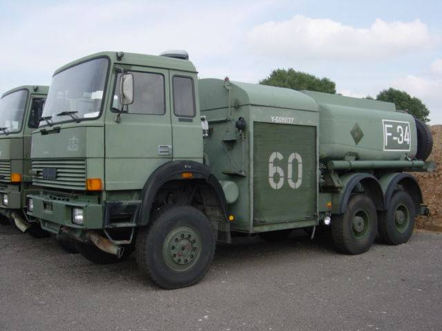 Iveco 200-32 8,000 litres