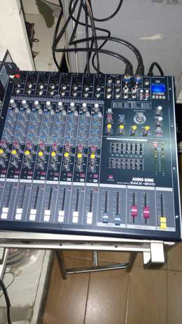 Audio king plain mixer smx_800 Nairobi CBD - image 3
