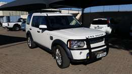 2010 Landrover Discovery 4 TDS