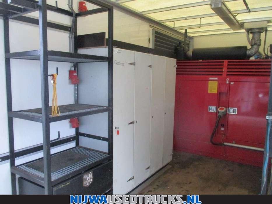 Volvo FE S 280 Mobiele werkplaats + 85 Kva aggregaat - 2006 - image 29