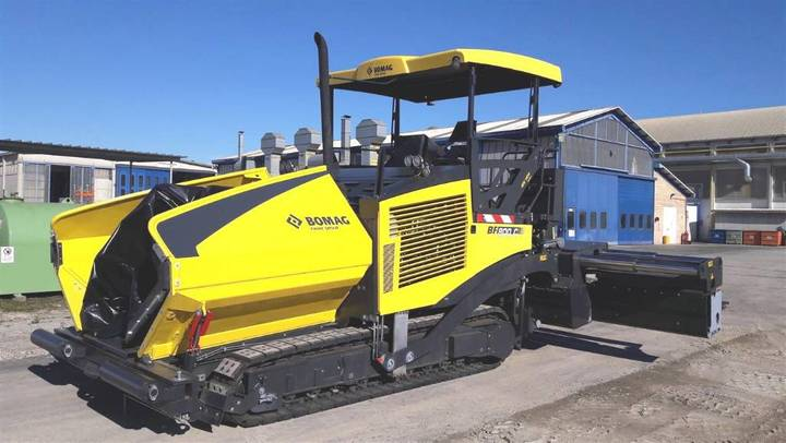 BOMAG Bf 800 C S600 - 2017