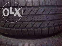 Buy very good second hand tyres be happy for a year.
