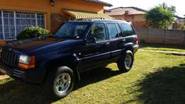 1997 jeep grand cherokee Limit for sale
